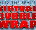 Alex the Seal's Bubble Wrap